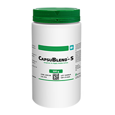 CAPSUBLEND®-S (Excipients for Highly Soluble Actives)