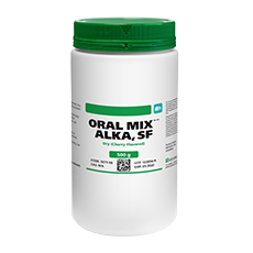 ORAL MIX DRY ALKA, SF (Cherry Flavored)