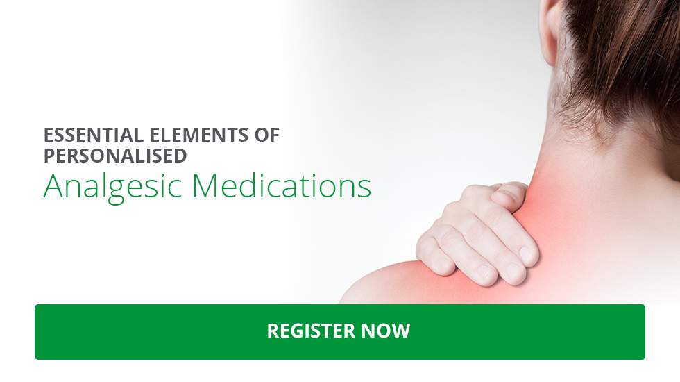 Essential Elements of Personalized Analgesic Medications